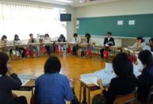 PTA学級懇談会
