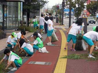 ボランティア1000回運動写真4