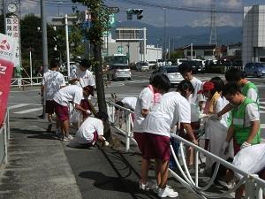 ボランティア清掃2