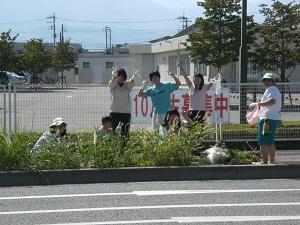 ボランティア清掃3
