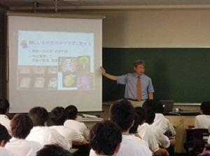 梨大 安藤先生